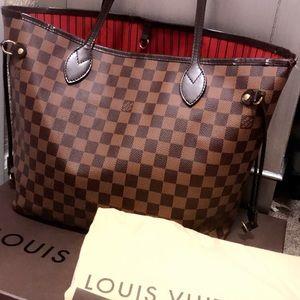 Handbags - Lv neverful